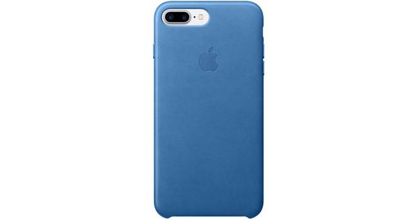 promo code 651ee 602ed Apple iPhone 7 Plus Leather Case Light Blue