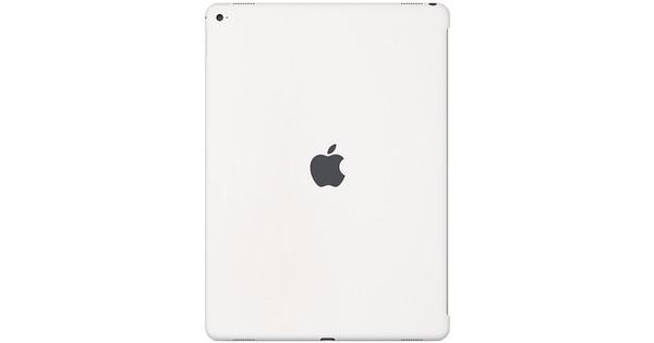 Apple iPad Pro 12,9 inch Siliconen Case Wit