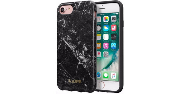 best sneakers 07e18 09888 Laut Huex Apple iPhone 7/8 Marble Black