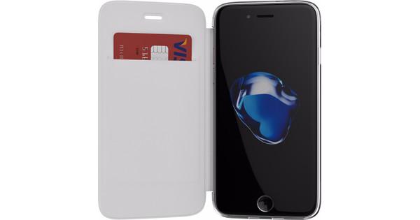 BeHello Book Case Apple iPhone 7/8 Wit