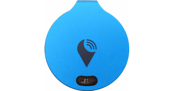 TrackR Bravo Blauw Single Pack