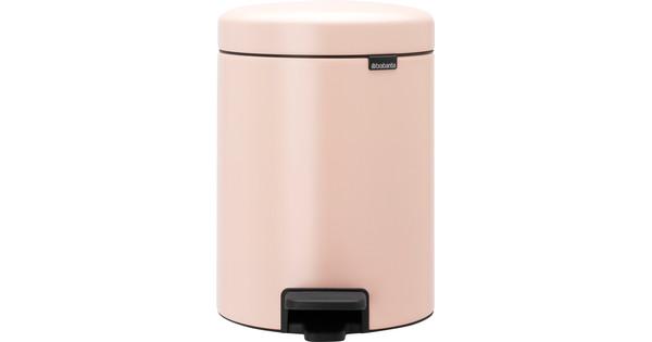 Brabantia NewIcon Pedal Bucket 5 Liter Pink