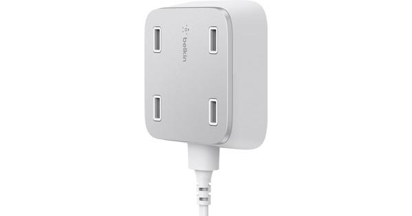 Belkin Family Rockstar USB Hub 2,4A Wit