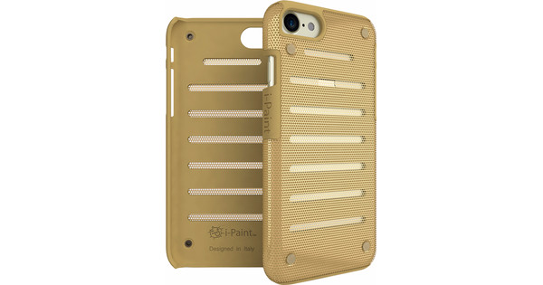 I Paint Metal Cover Le Iphone 7 Goud