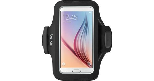 Belkin Sport-fit Armband Samsung Galaxy S7 Zwart