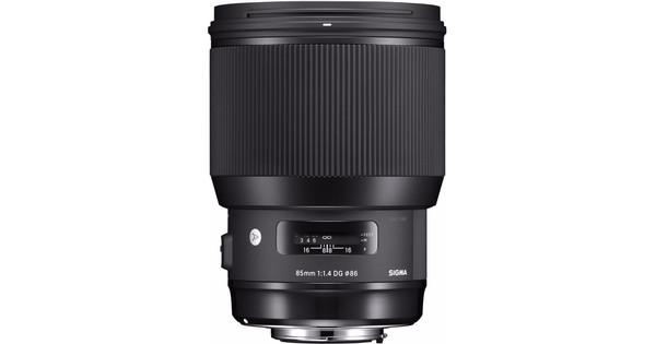 Sigma 85mm f/1.4 DG HSM ART Nikon