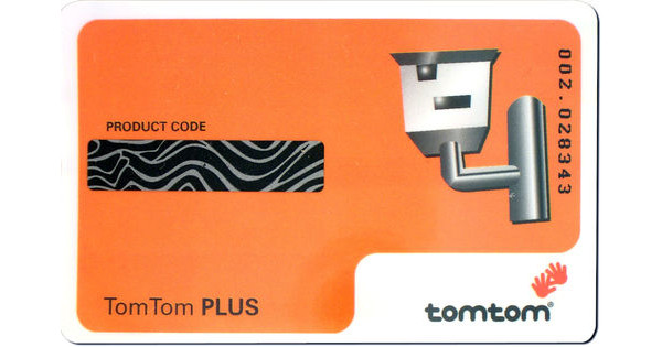 TomTom Safety Camera Card + TomTom Multi Autolader