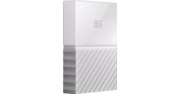 WD My Passport 4 TB Wit