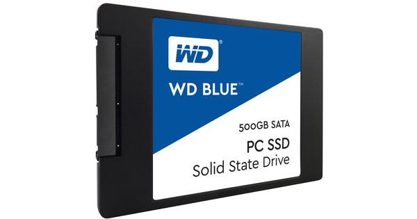 WD Blue SSD 500 GB 2,5 inch