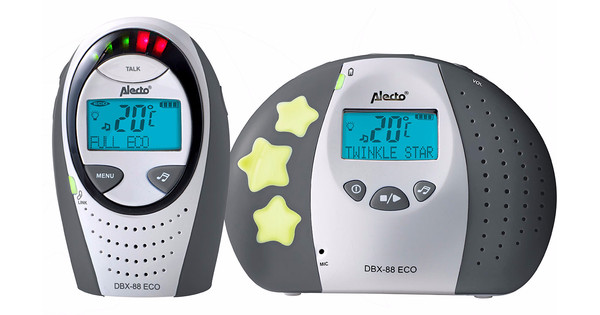 Alecto DBX-88 ECO DECT Limited