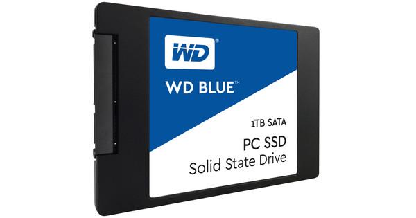 WD Blue SSD 1TB 2.5-inch
