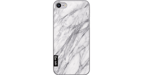 Casetastic Softcover Apple iPhone 7/8 Marble Contrast