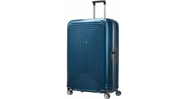 Samsonite Neopulse Spinner 81cm Metallic Blue