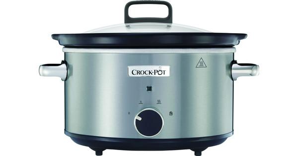 Crock-Pot Slowcooker CSC028X 3,5 L