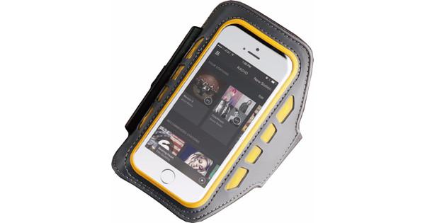 BeHello LED Sports Bracelet XXL Yellow