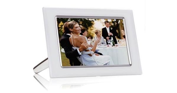 Fotolijst 10 Fotos.Philips 10ff2cmi Digitale Fotolijst 10 Inch Coolblue Voor 23 59u