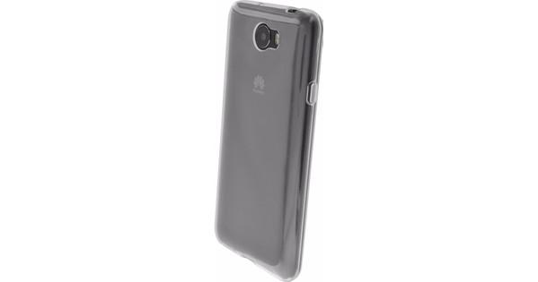 Mobiparts Essential TPU Case Huawei Y5 II/Y6 II Compact Transparant