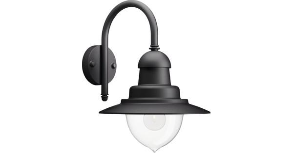 Philips myGarden Raindrop Wandlamp Zwart
