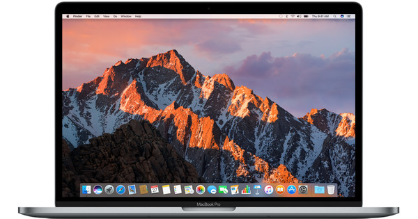 Apple MacBook Pro 15'' Touch Bar MLH32N/A Space Gray