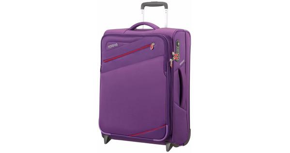 American Tourister Pikes Peak Expandable Upright 55cm Moon