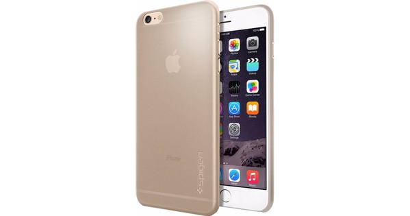 Spigen Thin Fit Apple iPhone 6 Plus/6s Plus Transparant