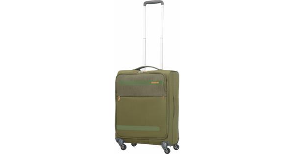 American Tourister Herolite Lifestyle Spinner 55cm Khaki