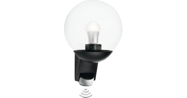Steinel L585S Wandlamp met Bewegingssensor Zwart