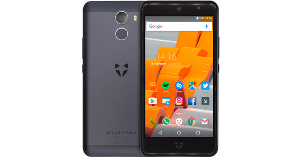 Wileyfox Swift 2+ Blue