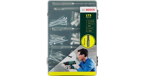 Bosch 170-delige SDS-plus Bevestigingsset