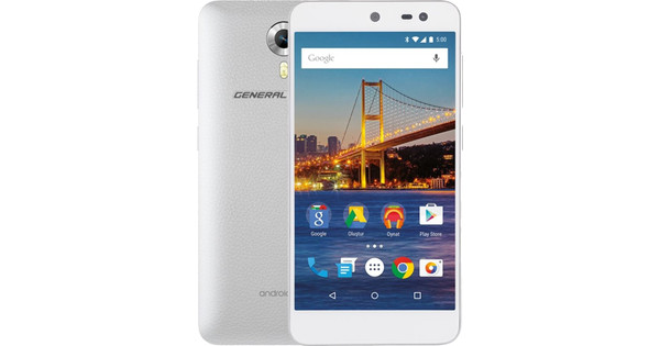 General Mobile Android One 4G Wit