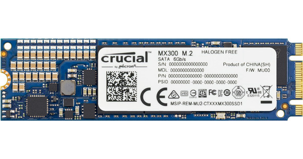 Crucial MX300 1 TB M.2
