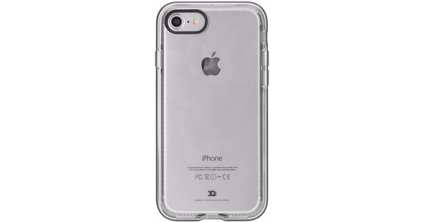 Xqisit Phantom Xtreme Apple iPhone 7/8 Grijs