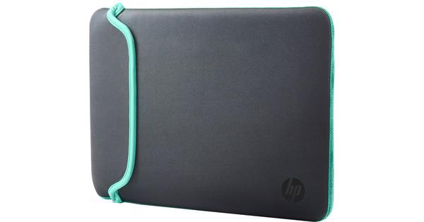 HP 15,6'' Reversible Sleeve Grijs/Groen