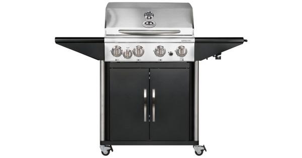 Boretti Da Vinci Nero Barbecueshop dé barbecue specialist