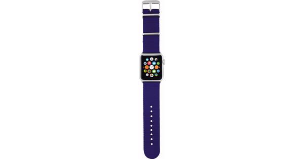 Trust Apple Watch 38mm Polsband Nylon Blue