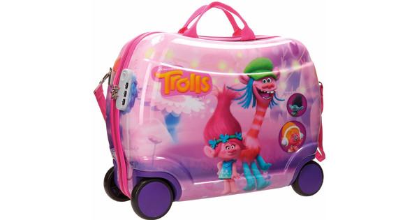 Trolls Friends Rolling Suitcase