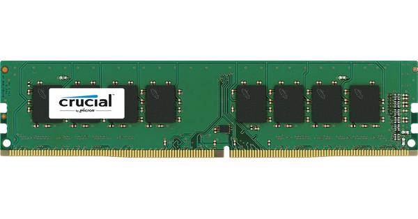 Crucial Standard 8GB DDR3L DIMM 1600 MHz (1x8GB)