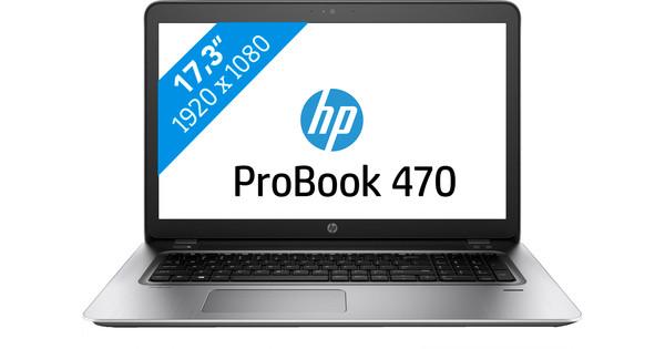 HP ProBook 470 G4 i7-8gb-256ssd+1tb-930mx