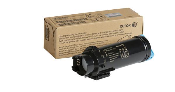 Xerox 6510/6515 Toner Cyaan (106R03477)