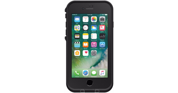 Lifeproof Fre Case Apple iPhone 7 Zwart