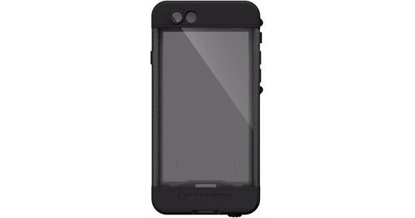 Lifeproof Nuud Apple iPhone 6s Zwart