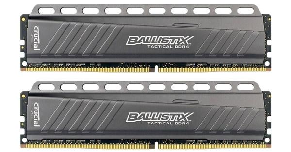 Crucial Ballistix Tactical 16GB DDR4 DIMM 3000 MHz (2x8GB)