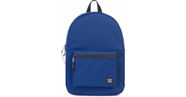3c4f837e7b Herschel Settlement Aspect Twilight Blue Black - Coolblue - Voor ...