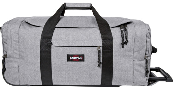 0889c8d7381 Eastpak Leatherface M Sunday Gray - Coolblue - Before 23:59, delivered  tomorrow