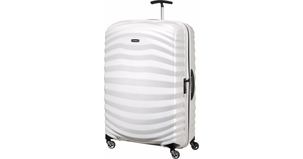 Samsonite Lite-Shock Spinner 81cm Off White