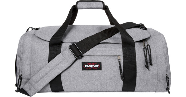8a9d79ad5d1 Eastpak Reader M Sunday Gray - Coolblue - Before 23:59, delivered tomorrow