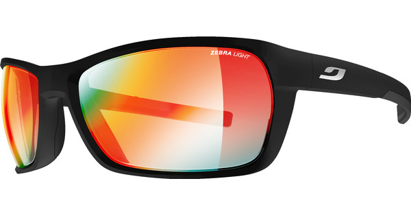 Julbo Blast Matt Black + Zebra Light Fire Lens