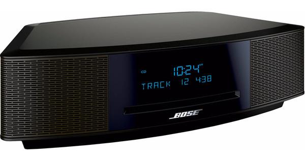 Bose Wave Music System IV Zwart