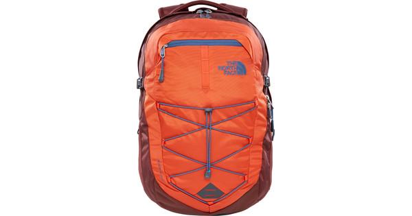61f596805e The North Face Borealis Tibetan Orange Sequoia Red - Coolblue - Voor ...