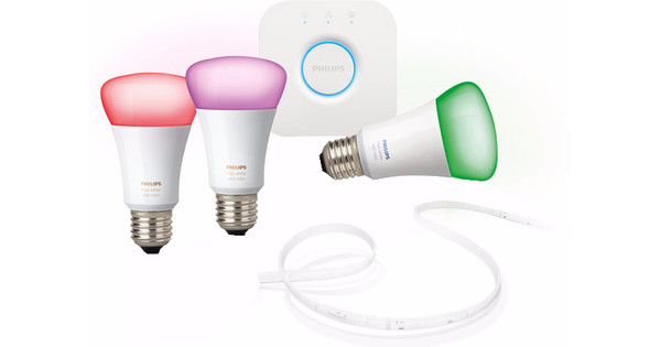 Hue Lampen Coolblue : Philips hue tv pakket coolblue alles voor een glimlach